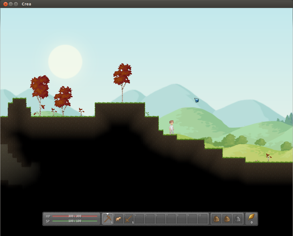crea-linux-screenshot